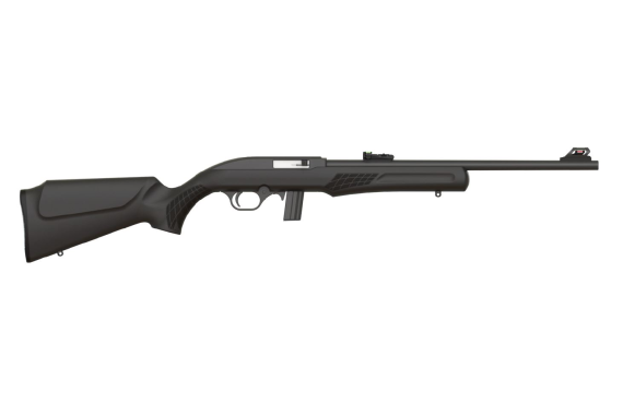 Rossi Rs22 22lr Blk-syn 18 10+1