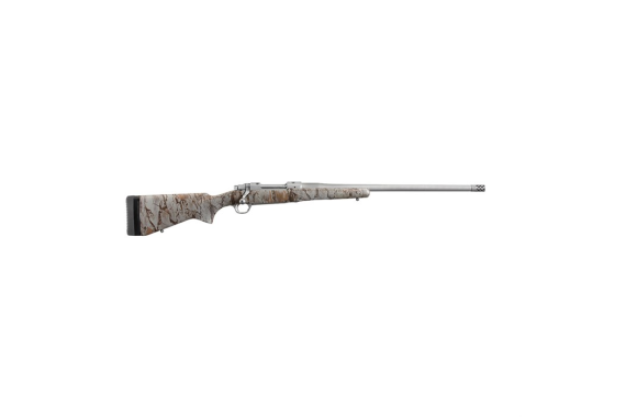 Ruger Bolt-action Rifle Hawkeye~ Ftw Hunter 308 Win 22''bbl