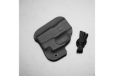 Ruger LCP with Crimson Trace Kydex Pocket Carry Gun Micro Holster