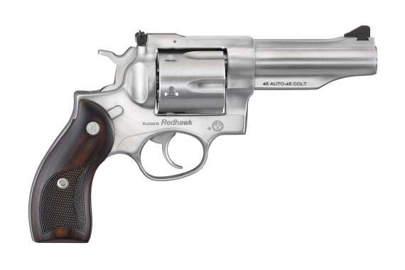 Ruger Redhawk 45acp-45lc 4.2 6rd