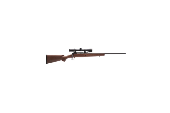 Savage Axis Ii Xp Hardwood 22-250rem Box Mag 3-9x40 Scope 22''bbl