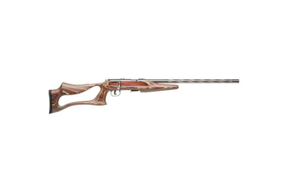 Savage Mark Ii Bsev 22lr 21''  Stainless Spiral Fluted