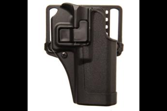 Serpa Cqc Holster - Glock 26-27-33 -right Handed - Matte Black