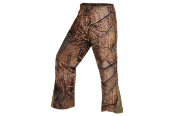 Silent Pursuit Pants - Muddy Water Timber Tantrum Camo, 2x-large