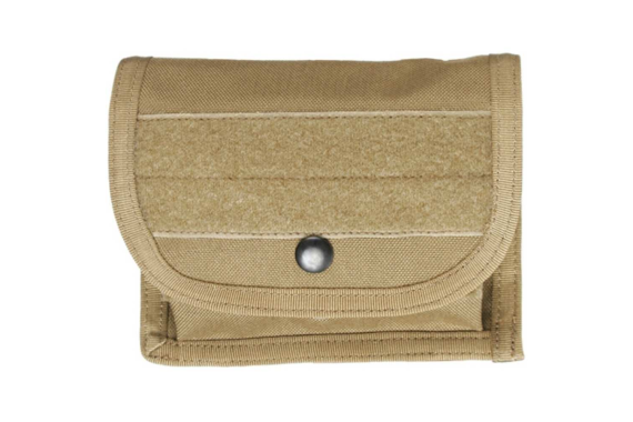 Small Utility Pouch - Molle, Coyote Tan