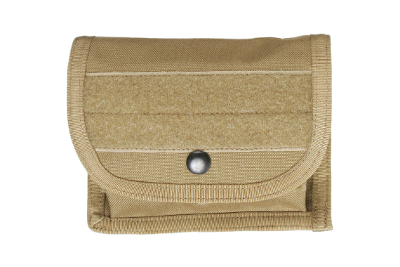 Small Utility Pouch - Usa Molle, Coyote Tan