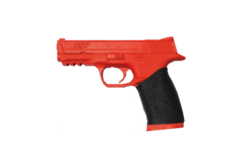 Smith & Wesson M&p Full Size Gauntlet - Black - Over Grip