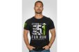 Storm Area 51 Fun Run T-shirt - Black - Large