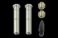 Tacfire Ar15, Tacfire Mar108-ss  Ar15 Anti-walk Pin Set Ss