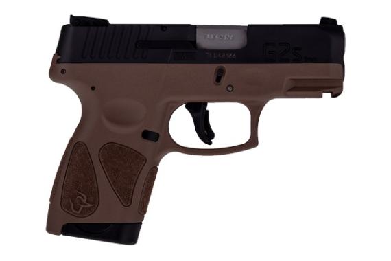 Taurus G2S Slim 9mm PST 7rd Brown Frame