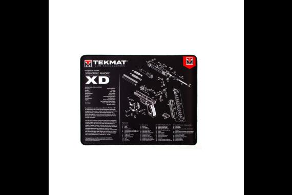TekMat Ultra 20 Springfield Armory XD Gun Cleaning Mat
