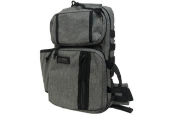 Traveler Urban Sling Bag - Asphalt