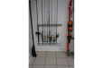 Viking Solutions Parallel Wall Mount Rod Holder