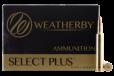 Weatherby Select Plus, Wthby B65rpm127lrx 6.5wby Rpm 127 Barnes Lrx 20-10