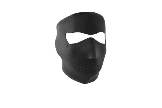 ZANheadgear Full Mask Neoprene Black