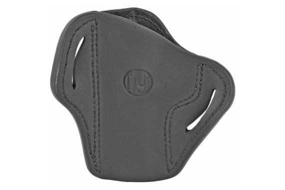 Open Top Multi-fit Belt Holster - Stealth Black - Right Hand - Fn 5.7, H&k Vp Tac, Ruger American, Sig P220-p226-p227, Spr Xd Mod. 2