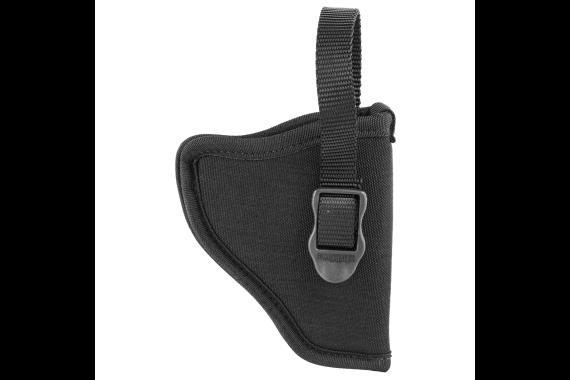 Nylon Hip Holster - Black, Size 00, Right Handed