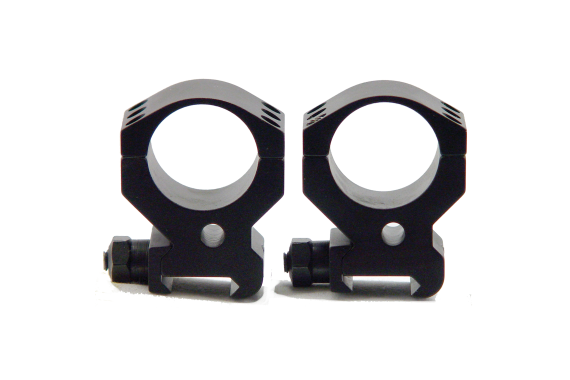 Burris Optics X-tac 30mm Rings High Blk