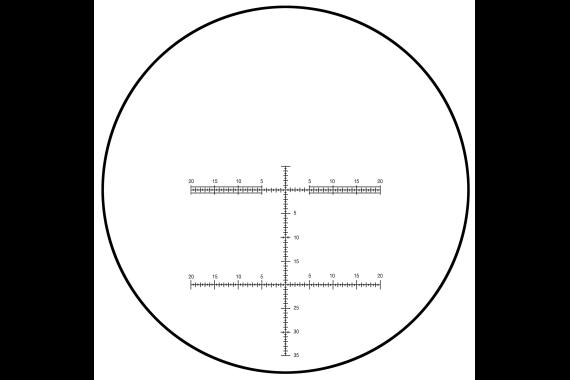 BURRIS XTRII 8-40X50 F CLASS MOA