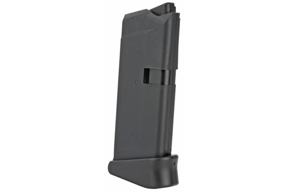 Glock 42 380 Auto - 6rd Magazine W-extension Packaged