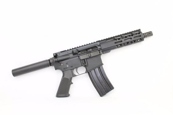 Zaviar .300 Blackout MLOK Pistol 7.5