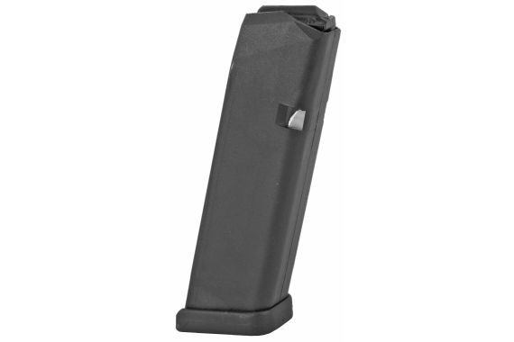 Glock Model 22 Magazine - .40s&w, 15rd, Black Polymer