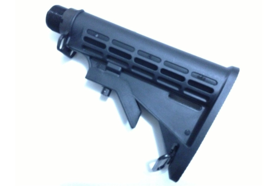 AR15 M4 Mil Spec Rifle Stock 6 Position collapsible stock Buttstock