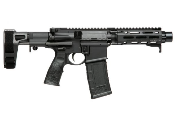 FAF-10 MLOK .308 Pistol 7.5