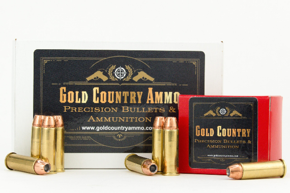 44 Magnum Ammo with 240 Grain Hornady XTP Bullets  Self Defense / Hunting Ammunition 50 Rounds