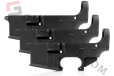 AR15 80% Lower Receiver (3-Pack) - Forged Aluminum, Mil-spec Black Anodized